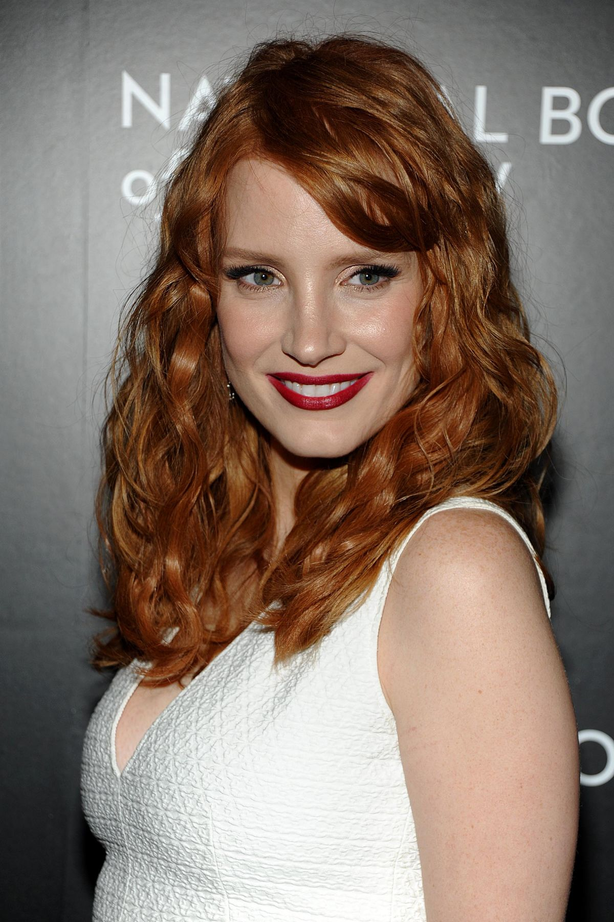 JESSICA CHASTAIN at 20... Jessica Chastain