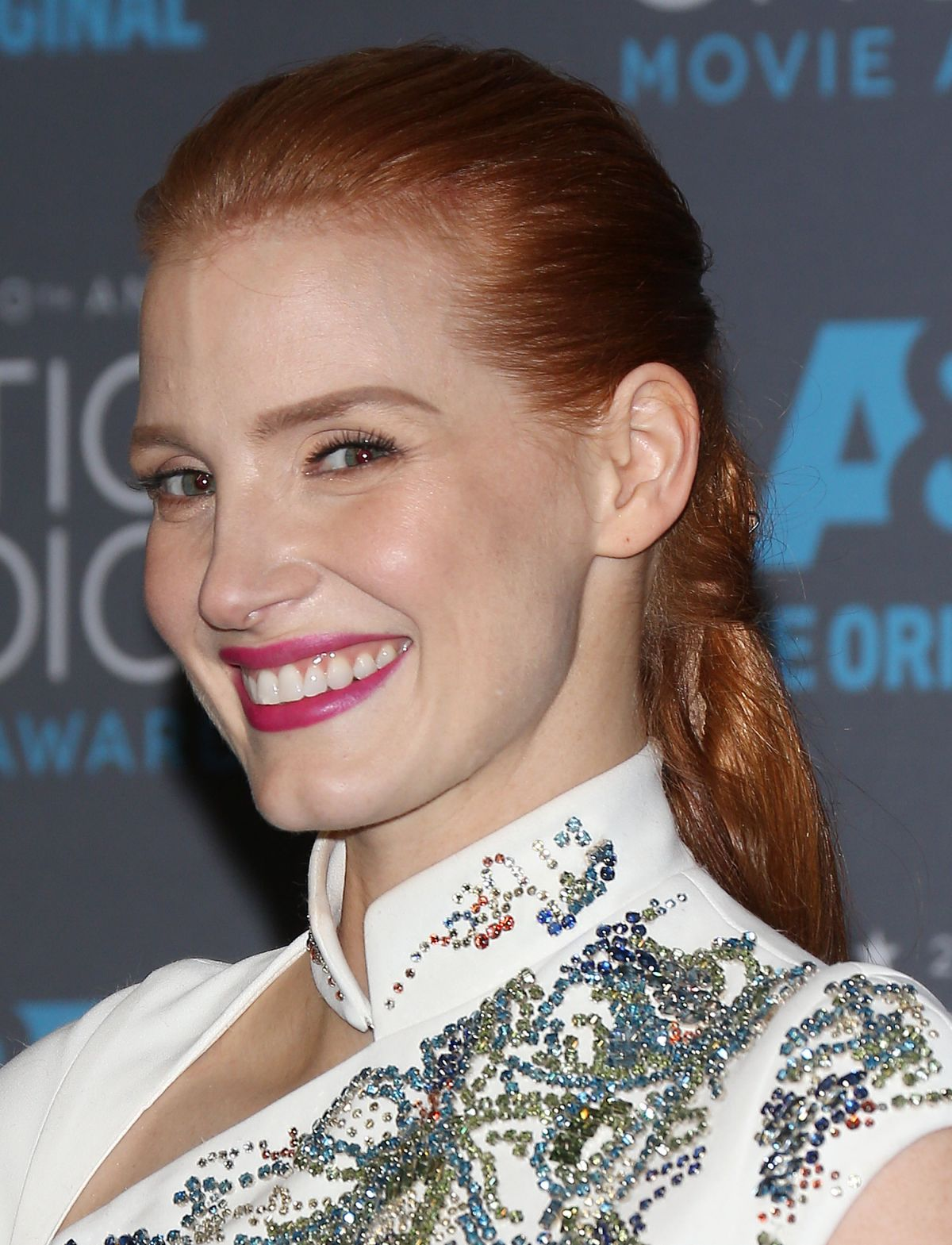 JESSICA CHASTAIN at 2015 Critics Choice Movie Awards in ... Jessica Chastain Movies