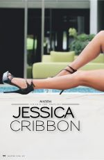 JESSICA CRIBBON in Maxim Magazine, Australia February 2015 Issue