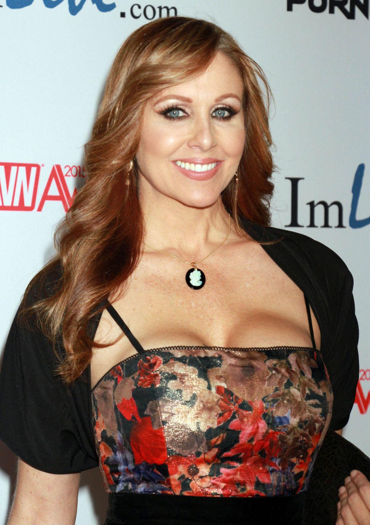 JULIA ANN at 2015 AVN Awards in Las Vegas