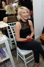 JULIANNE HOUGH at Nine Zero One Salon Melrose Place Launch Party in Los Angeles