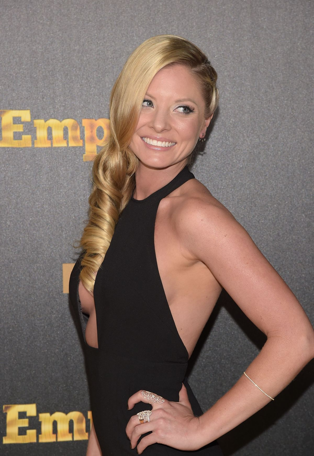 KAITLIN DOUBLEDAY at Empire Premiere in Hollywood
