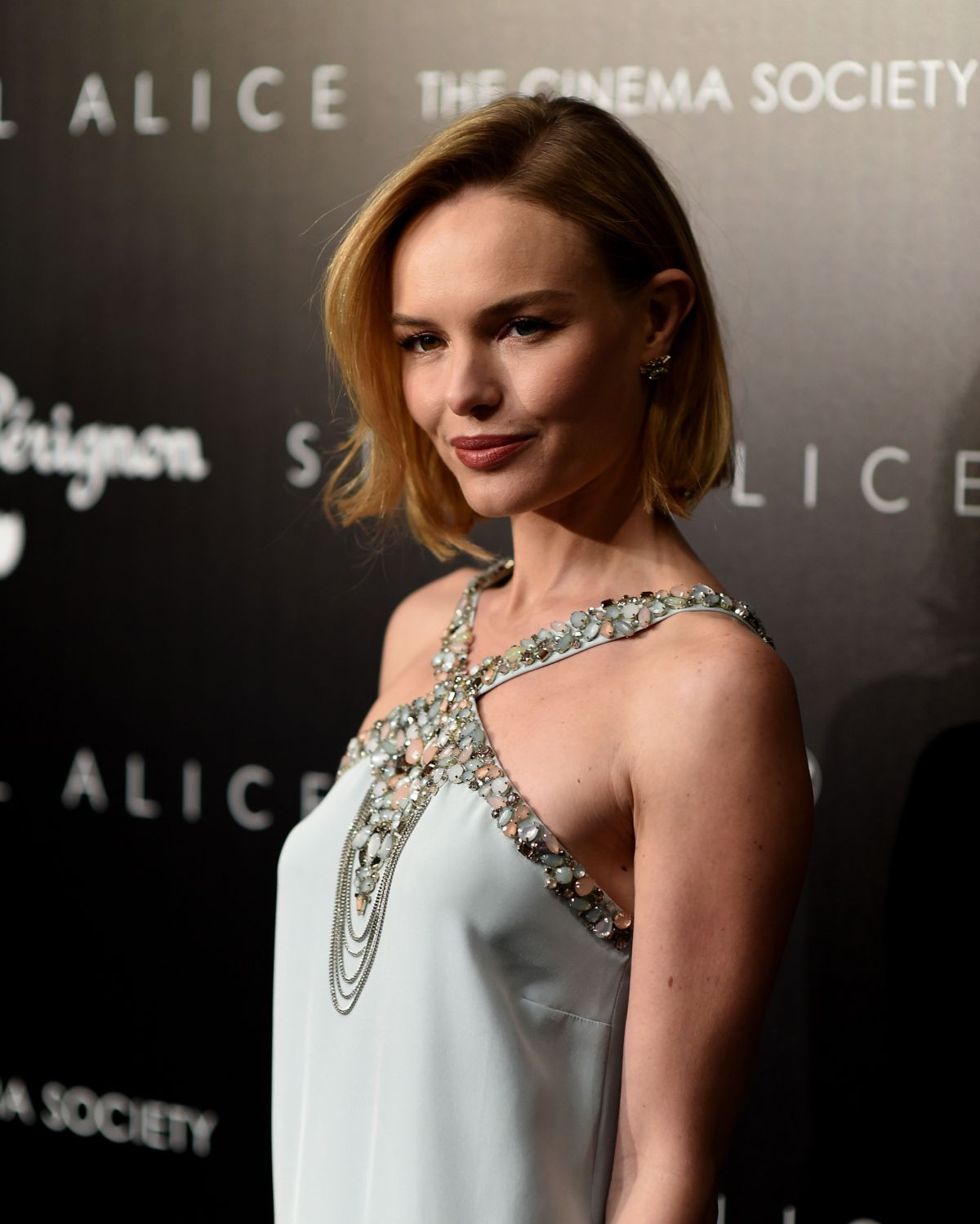 KATE BOSWORTH at Still Alice Screening in New York - HawtCelebs ... Kate Bosworth