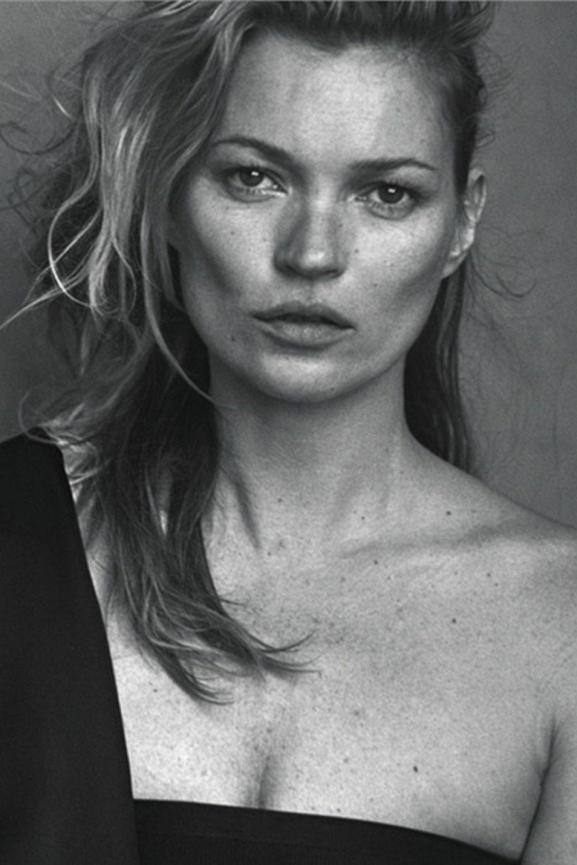 KATE MOSS in Vogue Magzine, Italia January 2015 Issue