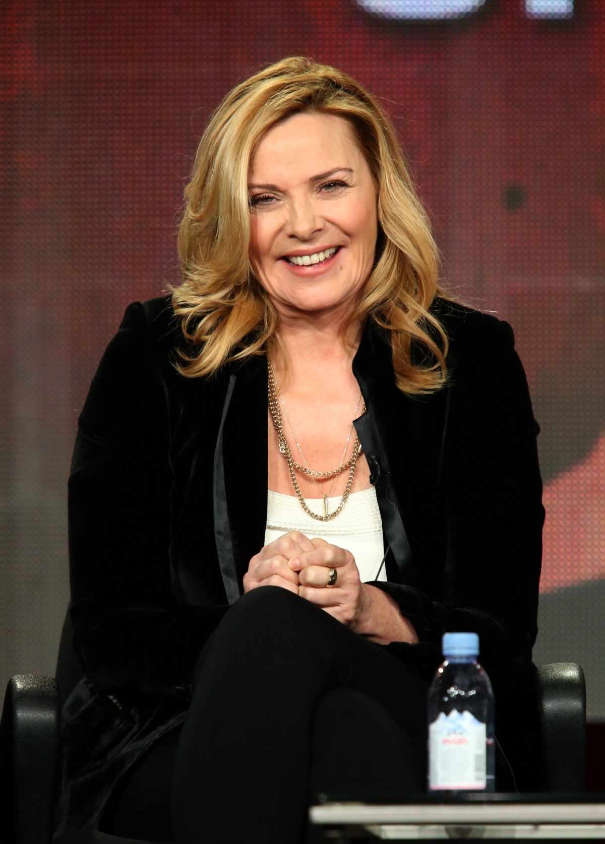 KIM CATTRALL Shakespeare Uncovered TCA Press Tour in Pasadena ...