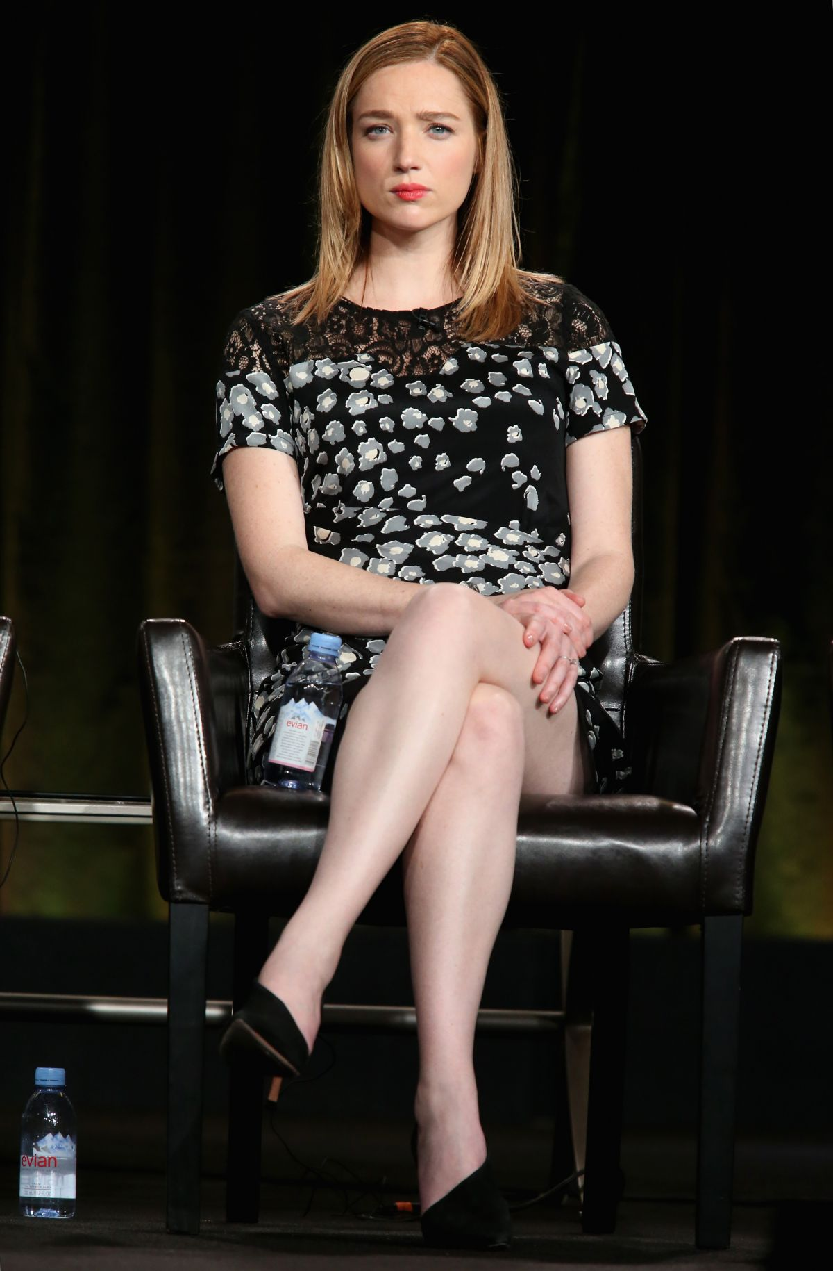 KRISTEN CONNOLLY at The Whispers Panel TCA Press Tour in Pasadena