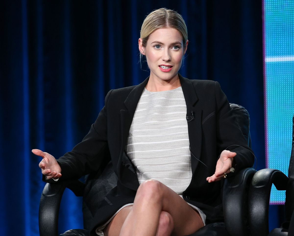 LAURA RAMSEY at Hindsight Panel TCA Press Tour in Pasadena