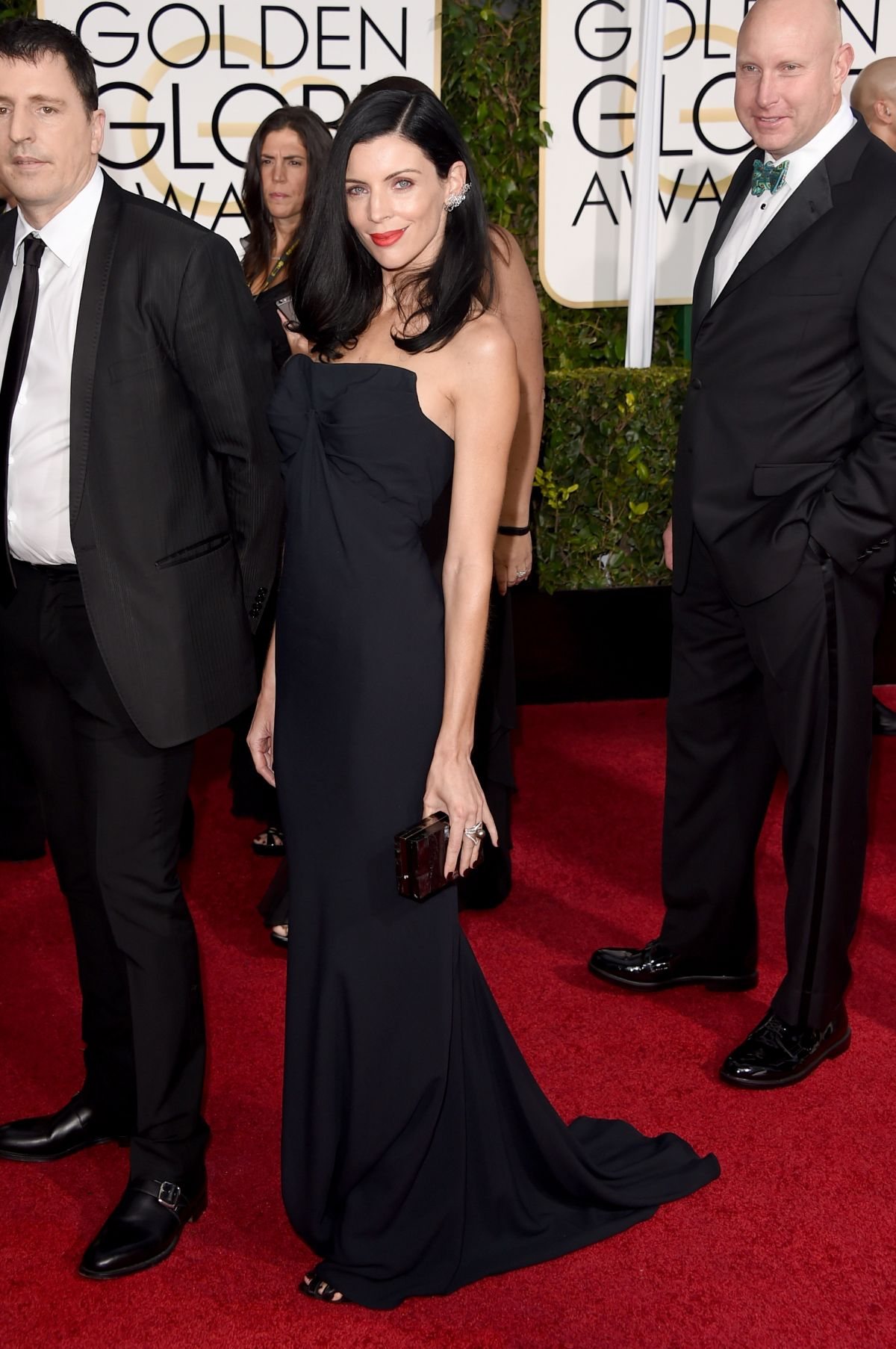 LIBERTY ROSS at 2015 Golden Globe Awards in Beverly Hills