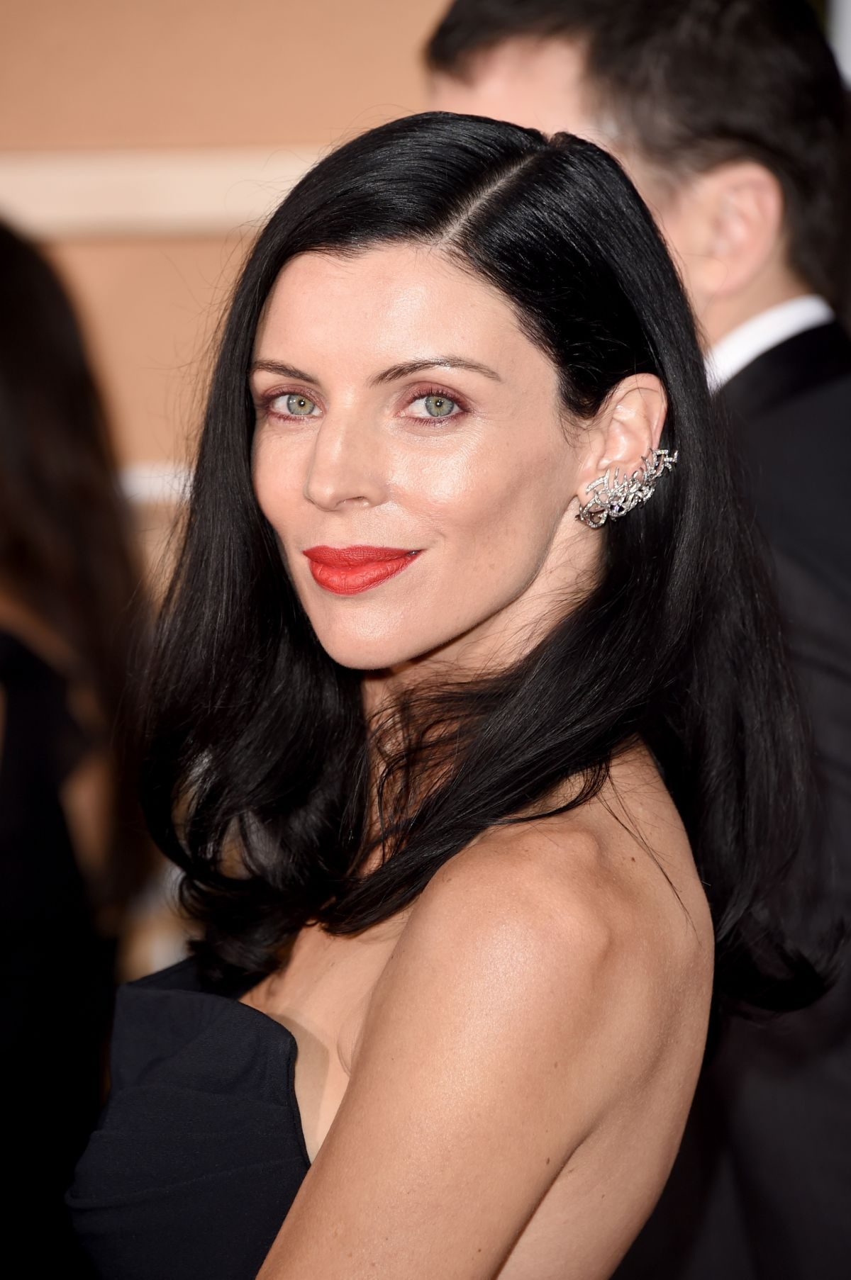 LIBERTY ROSS at 2015 Golden Globe Awards in Beverly Hills - HawtCelebs ...