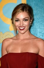 LILI SIMMONS at HBO Golden Globes Party in Beverly Hills