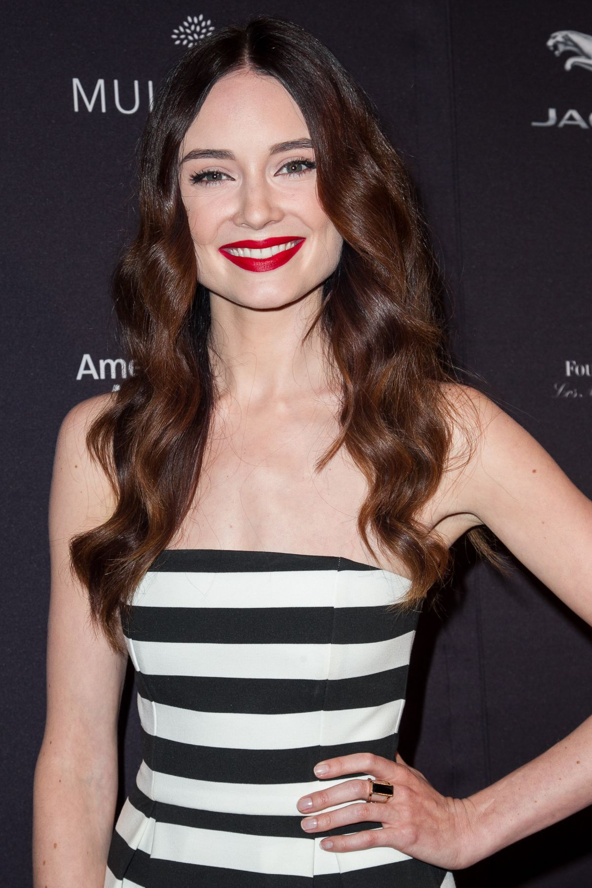 MALLORY JANSEN at Bafta Tea Party in Los Angeles