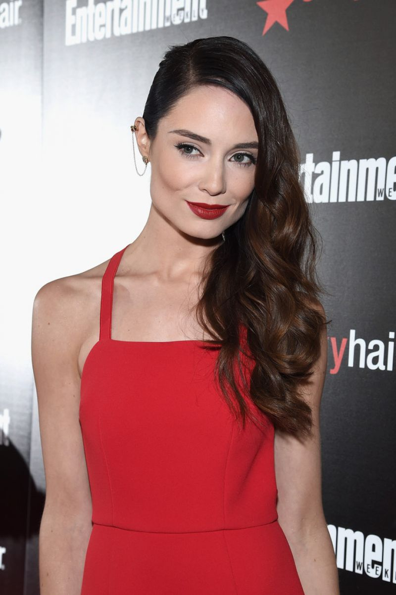 MALLORY JANSEN at EW's Celebration Honoring 2015 SAG Awards Nominees