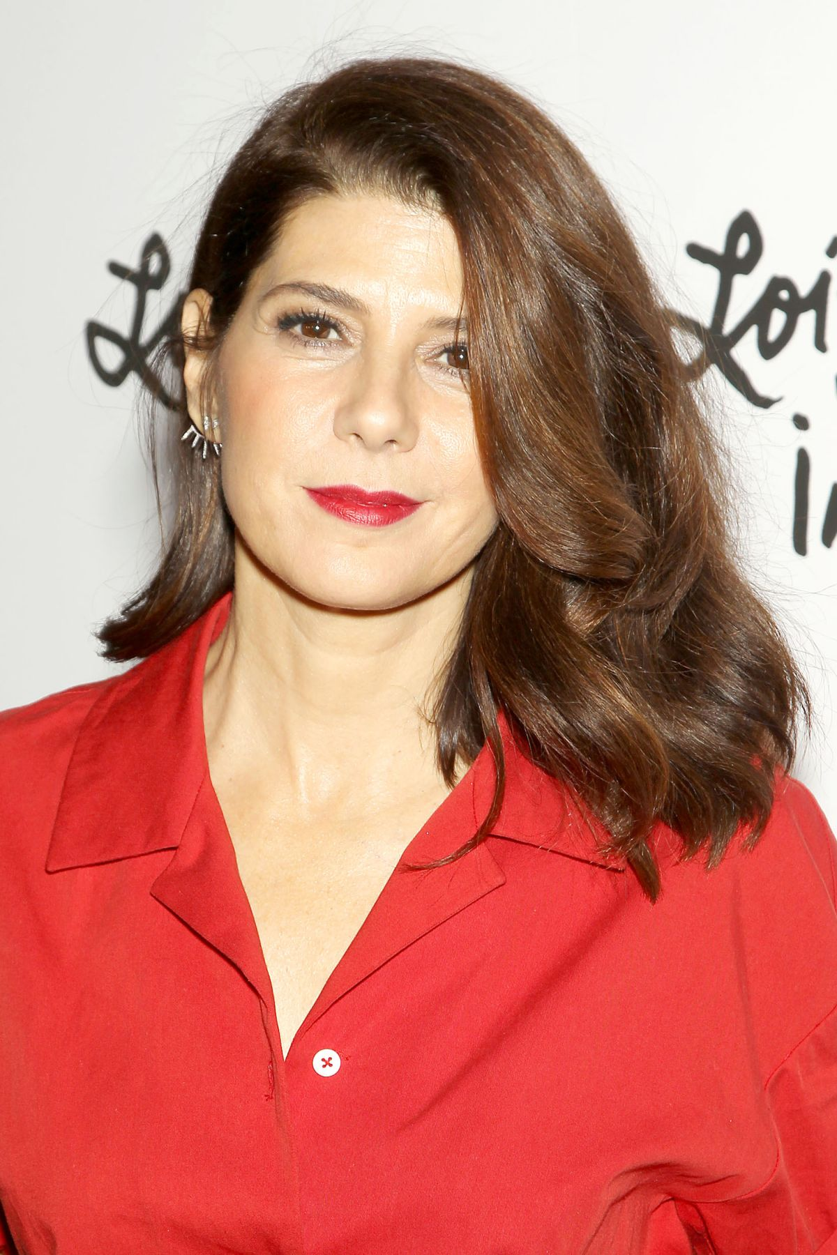 MARISA TOMEI at Loiter...