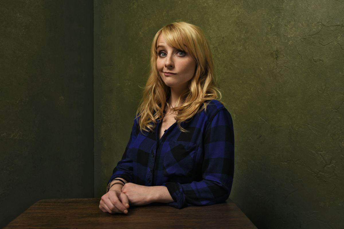 Melissa Rauch - The Bronze Portraits 2015 Sundance Film