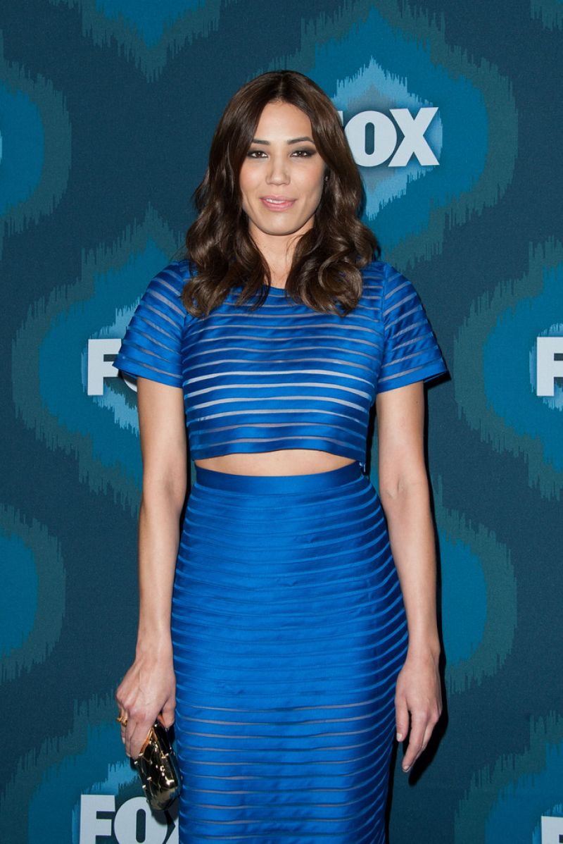MICHAELA CONLIN at 2015 Fox All-star Party in Pasadena
