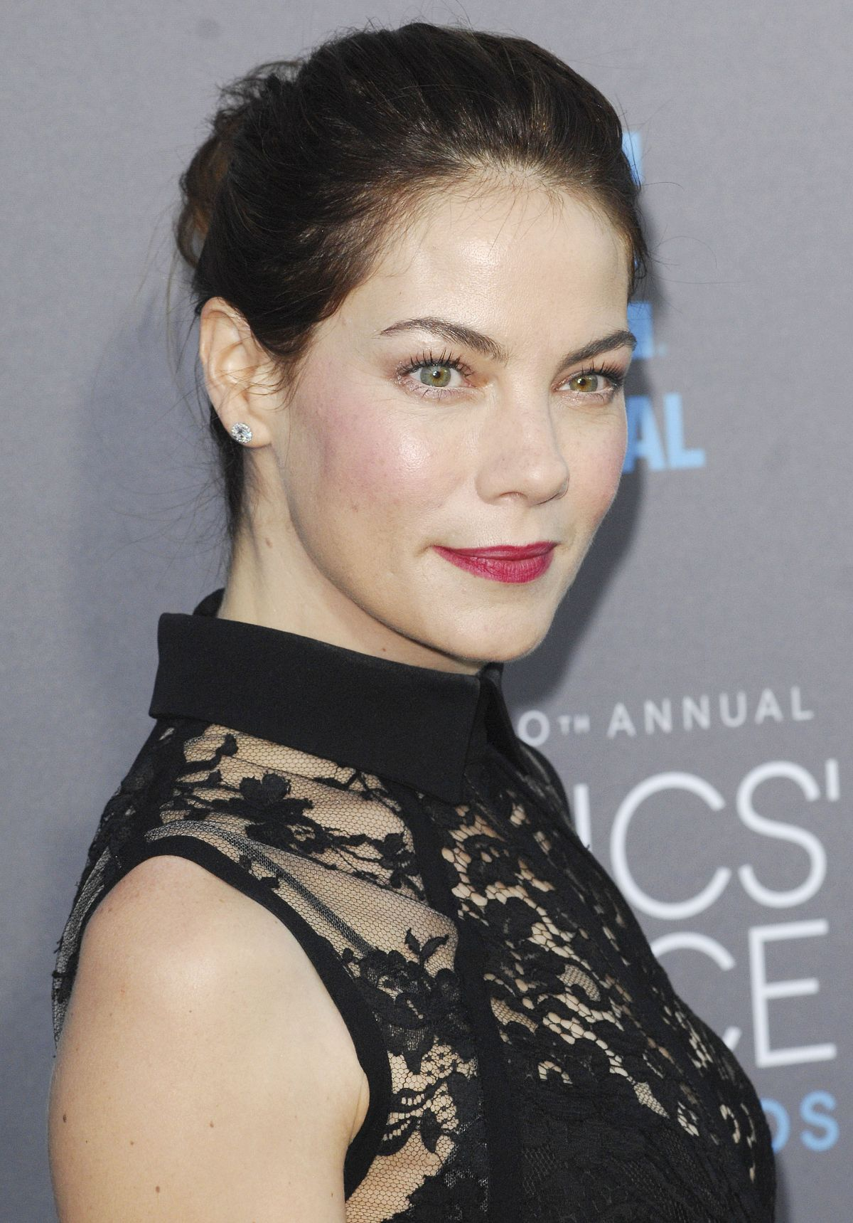 MICHELLE MONAGHAN at 2015 Critics Choice Movie Awards in Los Angeles