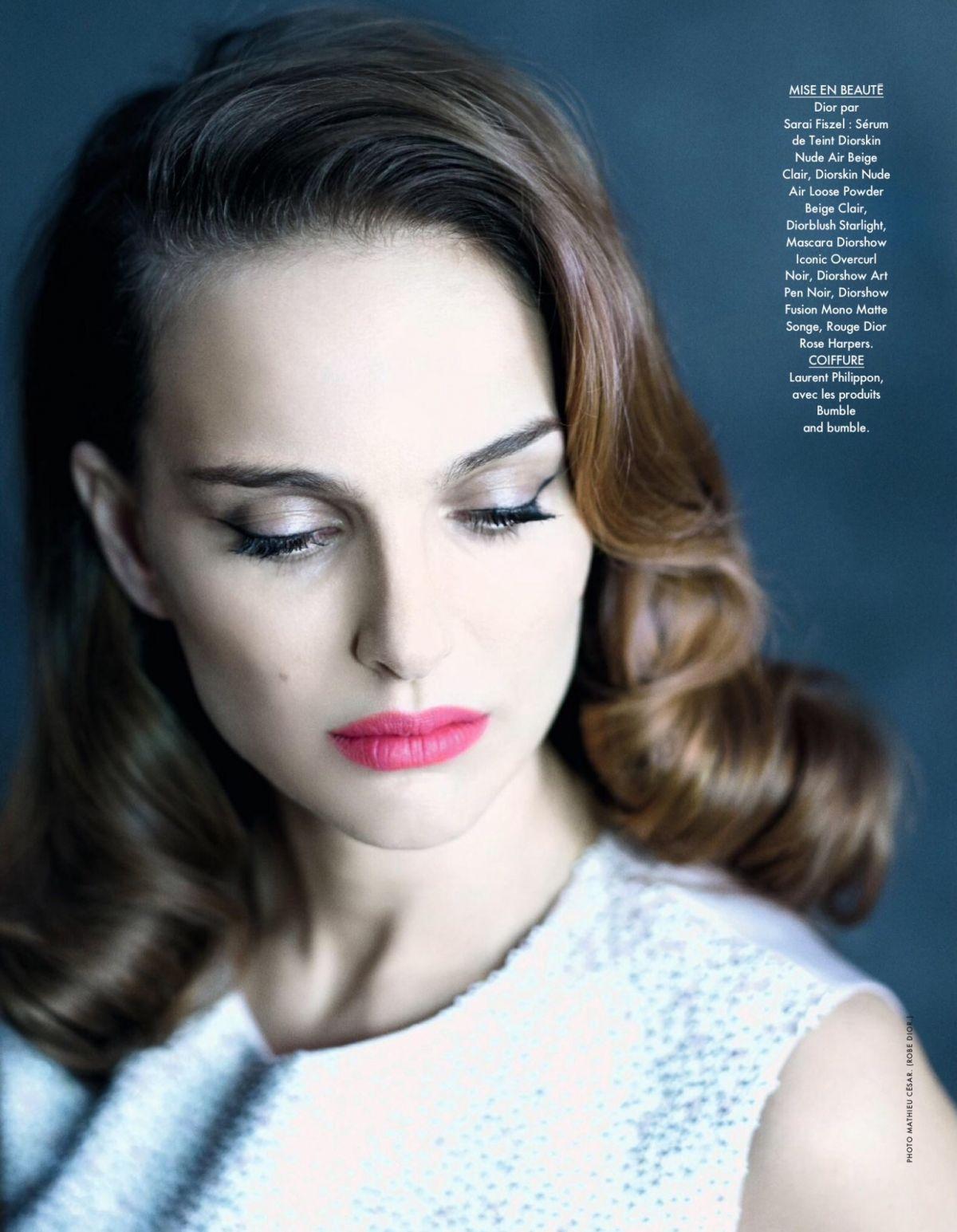 Natalie Portman, Elle Cover   Elle magazine, Fashion