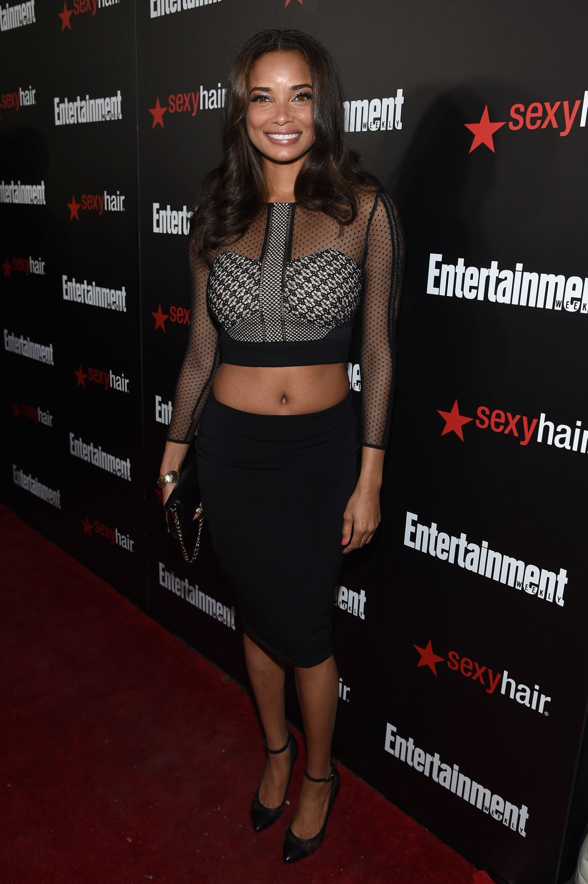 ROCHELLE AYTES at EW's Celebration Honoring 2015 SAG Awards Nominees