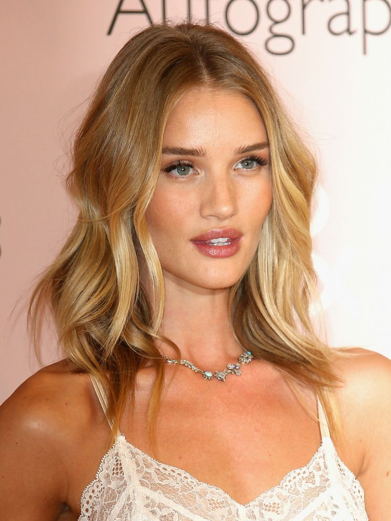 ROSIE HUNTINGTON-WHITELEY at Rosie Huntington Whiteley