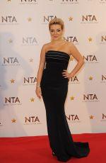 SHERIDAN SMITH at 2015 National Television Awards in London