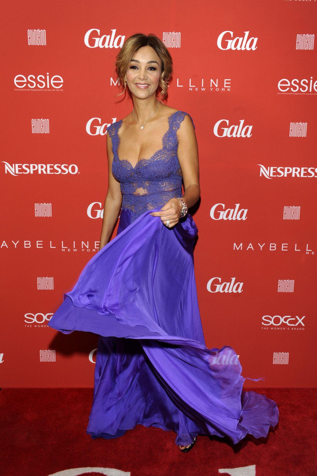 Verona Pooth At Gala Fashion Brunch In Berlin Hawtcelebs
