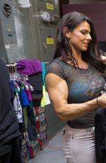 WWE - EVA MARIE Muscle & Fitness Hers