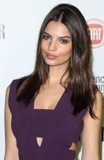 EMILY RATAJKOWSKI at Vanity Fair and Fiat Celebration of Young Hollywood in Los Angeles