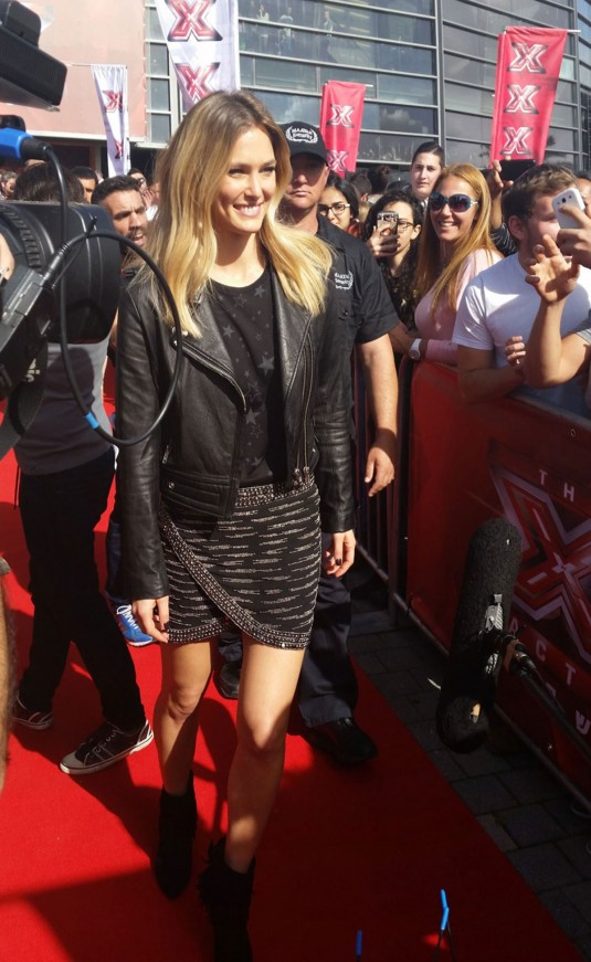 BAR REFAELI at The X Factor Israel Audition
