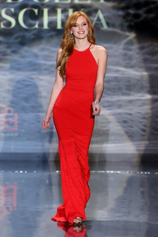 BELLA THORNE at Go Red for Women