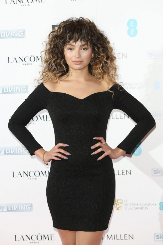 ELLA EYRE at Pre-bafta Instyle and EE Rising Star Bash