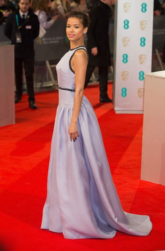GUGU MBATHA at 2015 BAFTA in London