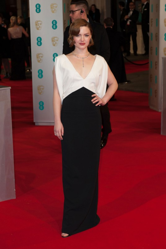HOLLIDAY GRAINGER at 2015 BAFTA