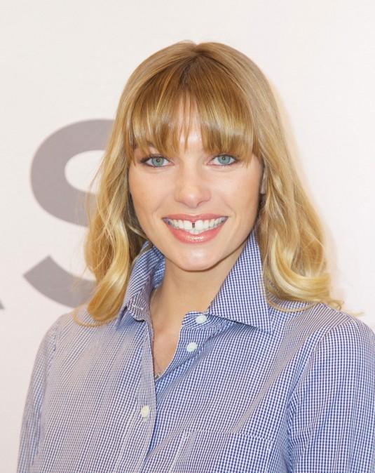 JESSICA HART at Michael Kors Miranda Eyewear Collection Launch