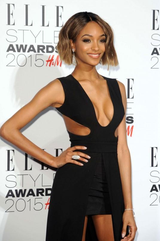 JOURDAN DUNN at Elle Style Awards