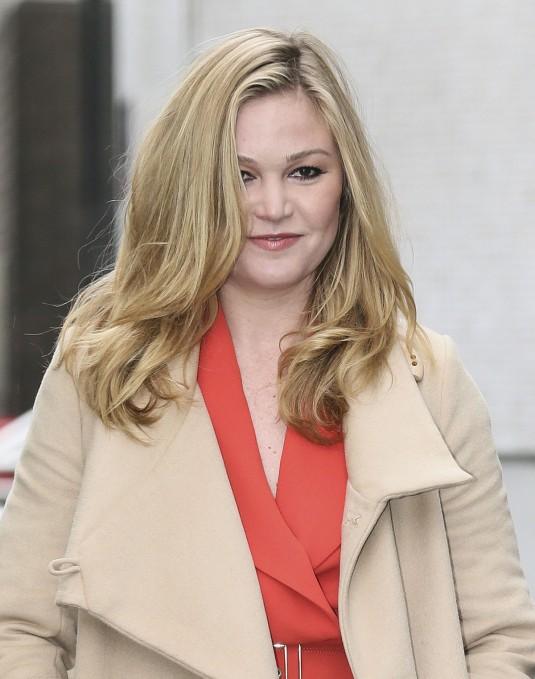 JULIA STILES Leaves ITV Studios