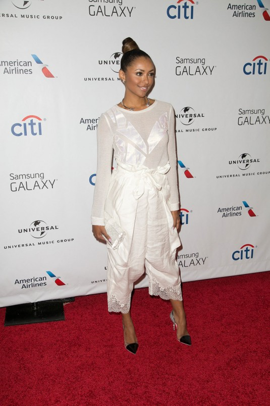 KAT GRAHAM at Universal Music Group Grammy After Party