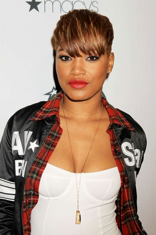 KEKE PALMER at NBA All-star Weekend Fashion Show