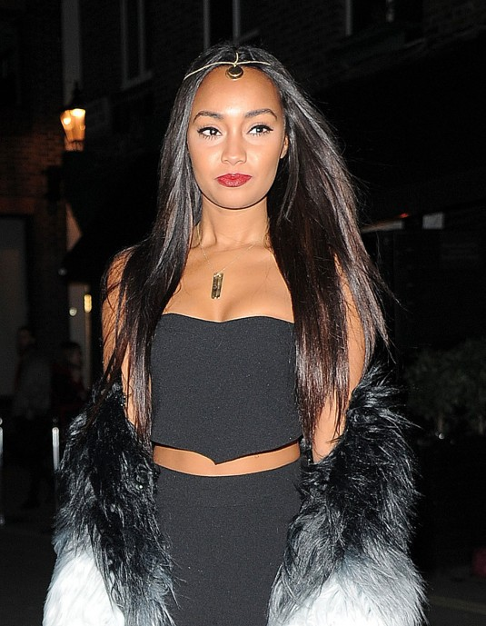 LEIGH-ANNE PINNOCK at Oh My Love Party