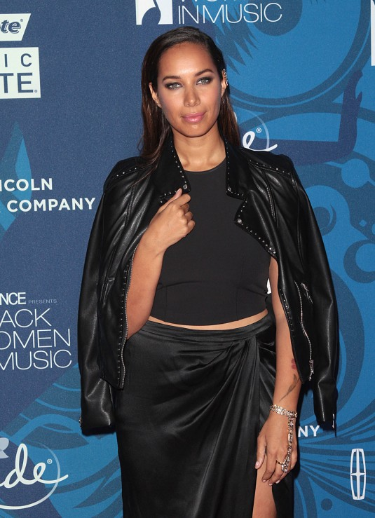 LEONA LEWIS at 2015 Essence Black Women in Music Event