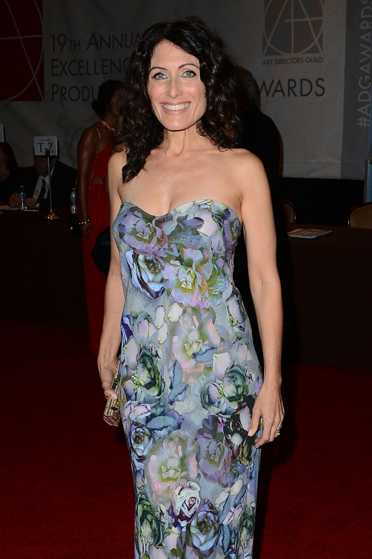 LISA EDELSTEIN at 2015 Art Directors Guild Excellence in Production Design Awards
