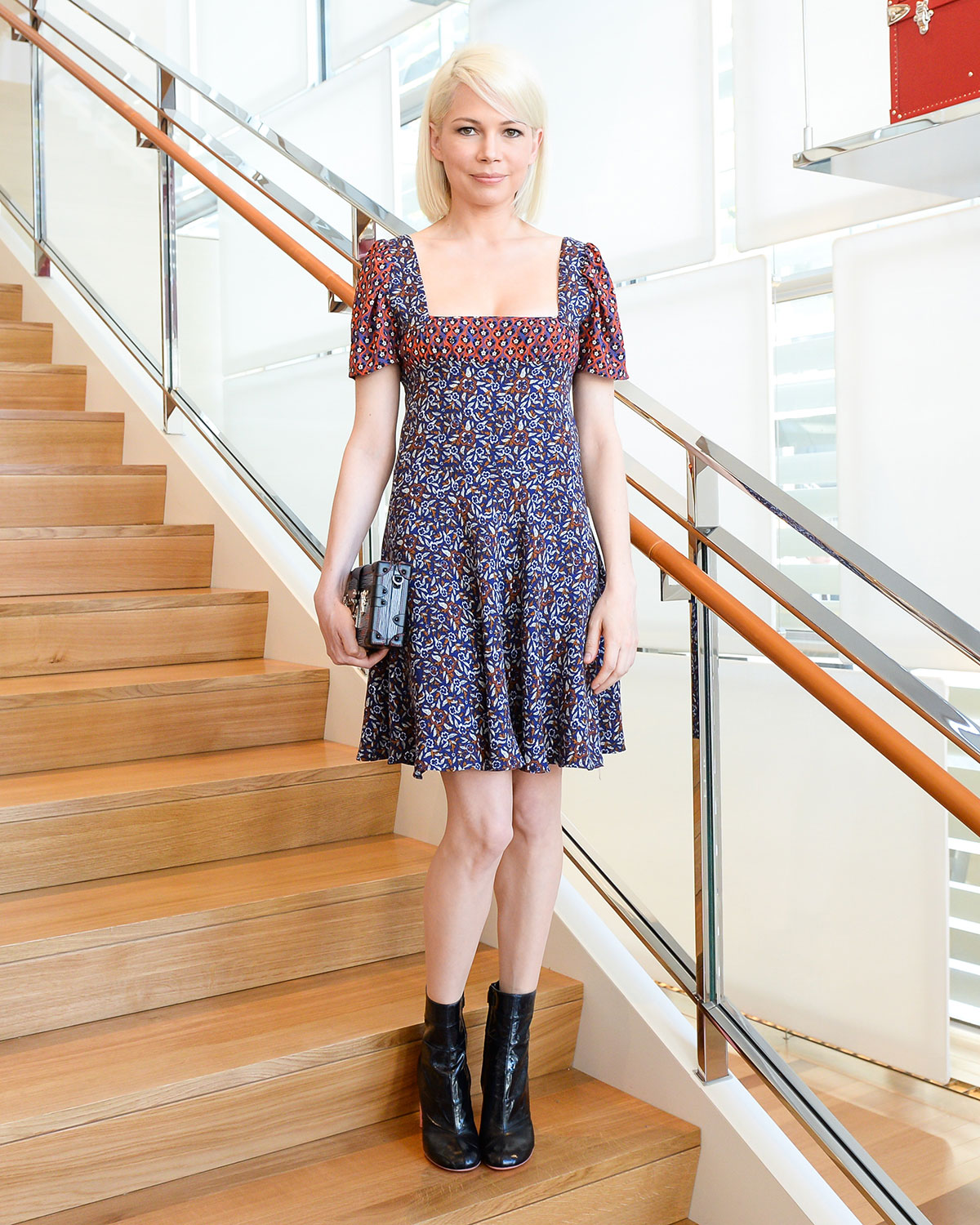 MICHELLE WILLIAMS at Louis Vuitton Rodeo Drive Store Opening in Los ...