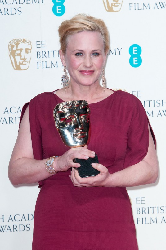 PATRICIA ARQUETTE at 2015 BAFTA