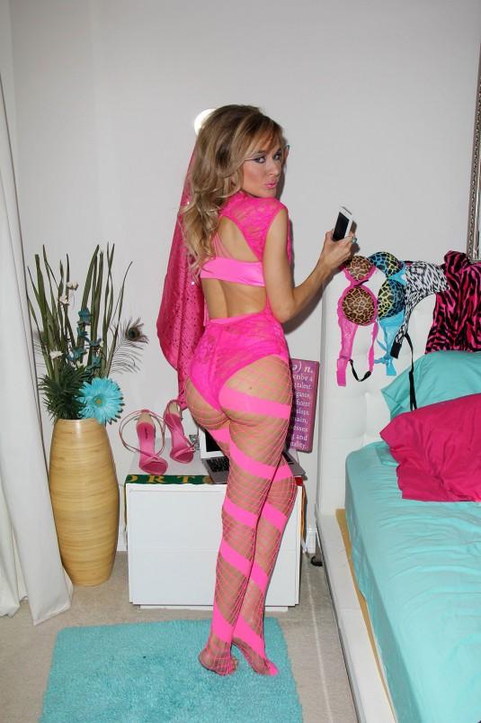 PAULA LABAREDAS in #SELFIE GIRL, Barbie Girl Song Parody