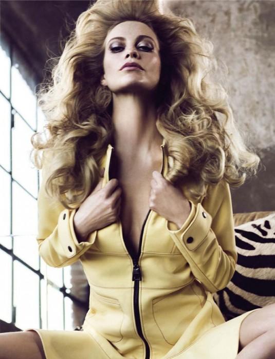 POPPY DELEVINGNE in Glamour Magazine