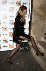 ABIGAIL ABBEY CLANCY at 2015 NME Awards in London