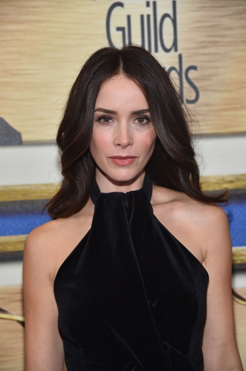 ABIGAIL SPENCER at 2015 Writers Guild Awards in Los Angeles