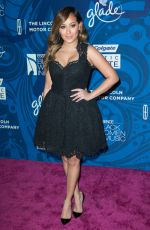 ADRIENNE BAILON at 2015 Essence Black Women in Music Event in Hollywood