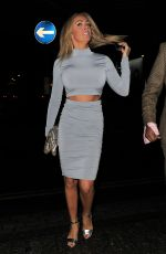 AISLEYNE HORGAN WALLACE at Playtech Launch Party in London