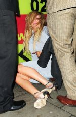 AISLEYNE HORGAN WALLACE Drunken Night Out in london