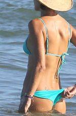 ALESSANDRA AMBROSIO in Bikini at a Beach in Bahia